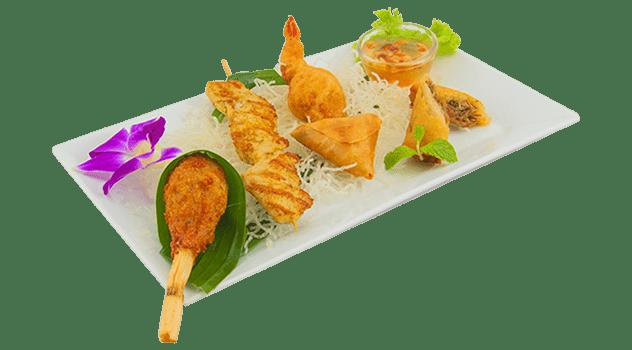 Khmer Tapas Degustation